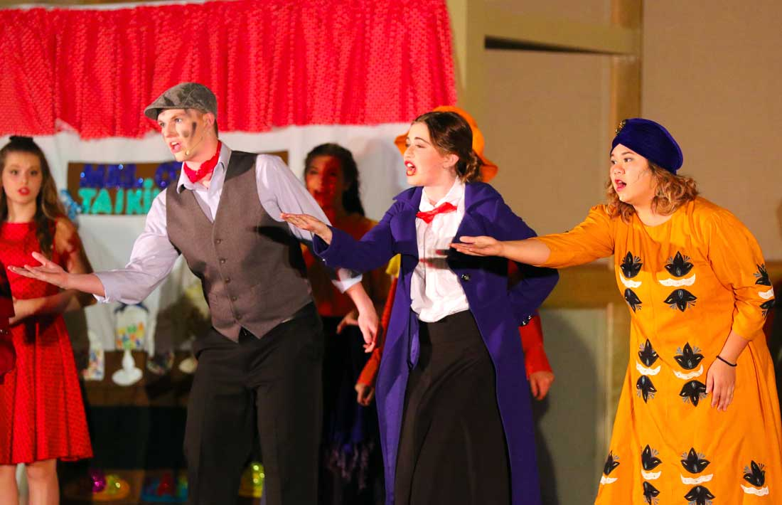DCA Theater Production Mary Poppins Jr