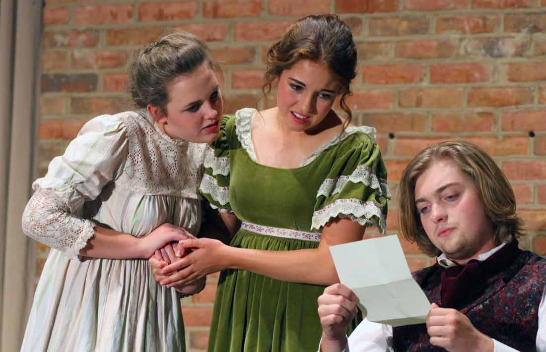 Pride and Prejudice by DCA Drama Club