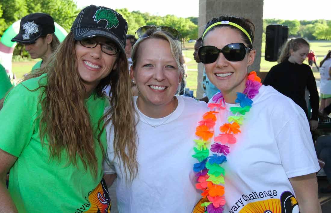 DCA Calvary Challenge Volunteers