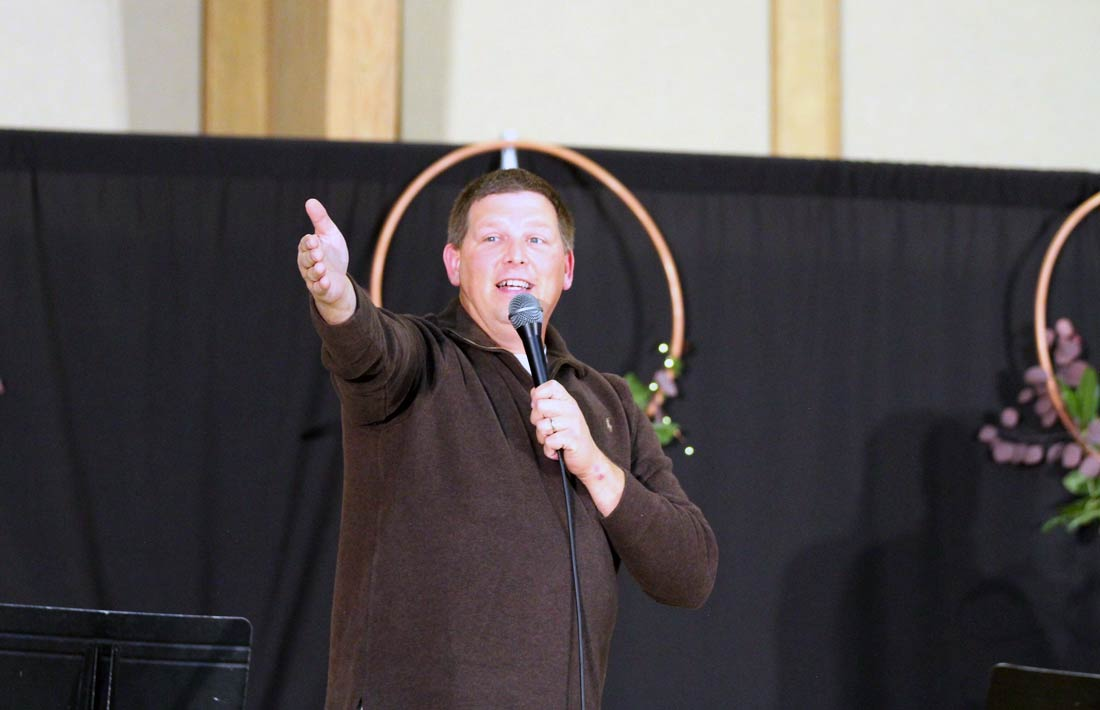Auctioneer at DCA Grit & Grace Dinner & Auction