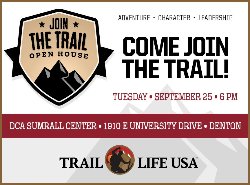 New DCA Trail Life Troop
