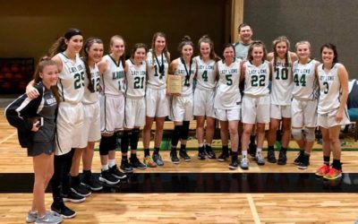 Lady Lions Win Tournament