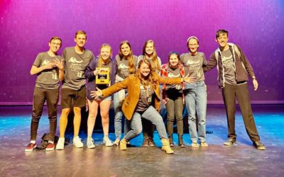 DCA's One-Act Play Wins at District