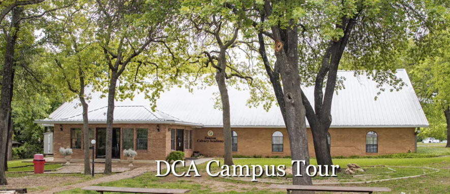 DCA Campus Tour Slideshow Video Overlay