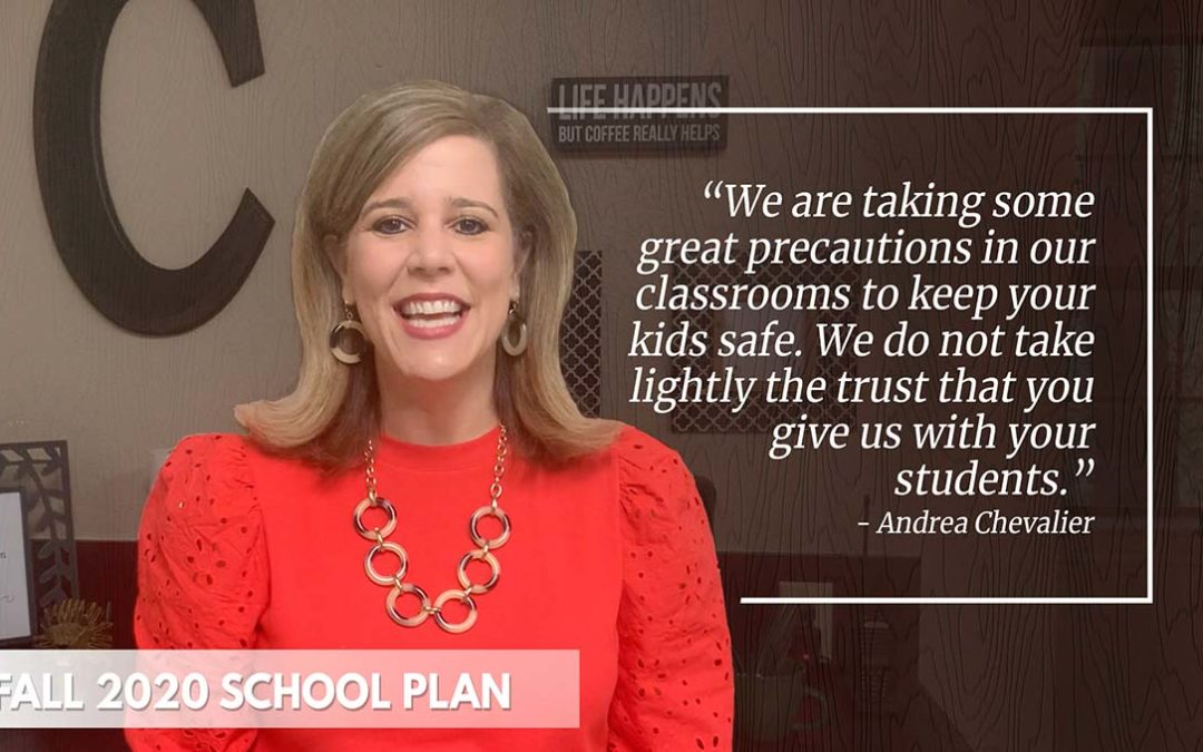 DCA's Fall 2020 School Plan